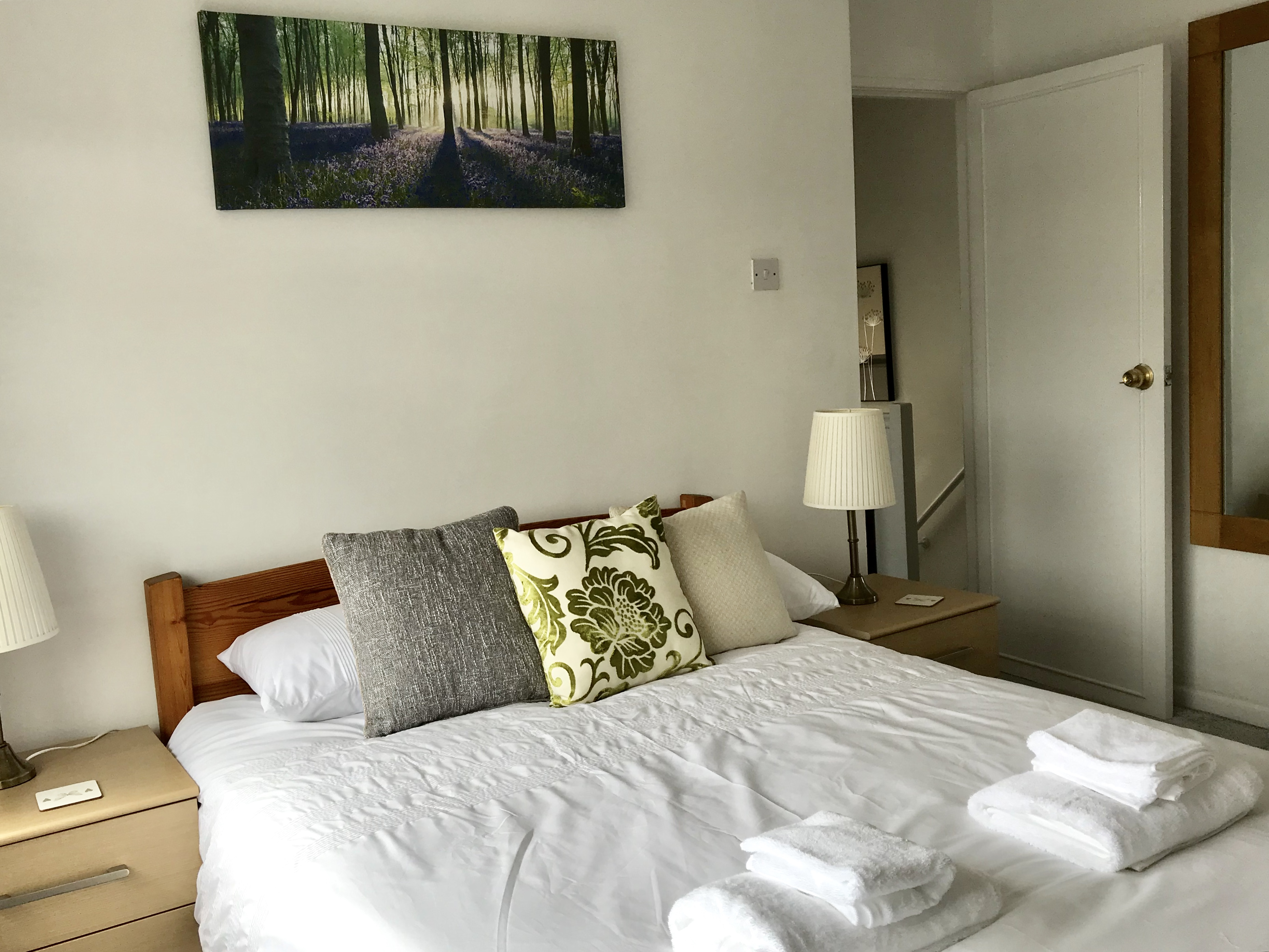 Apartment The Woodfarm Lodge - 3 Bedroom House with parking - Oxford photo 20195024