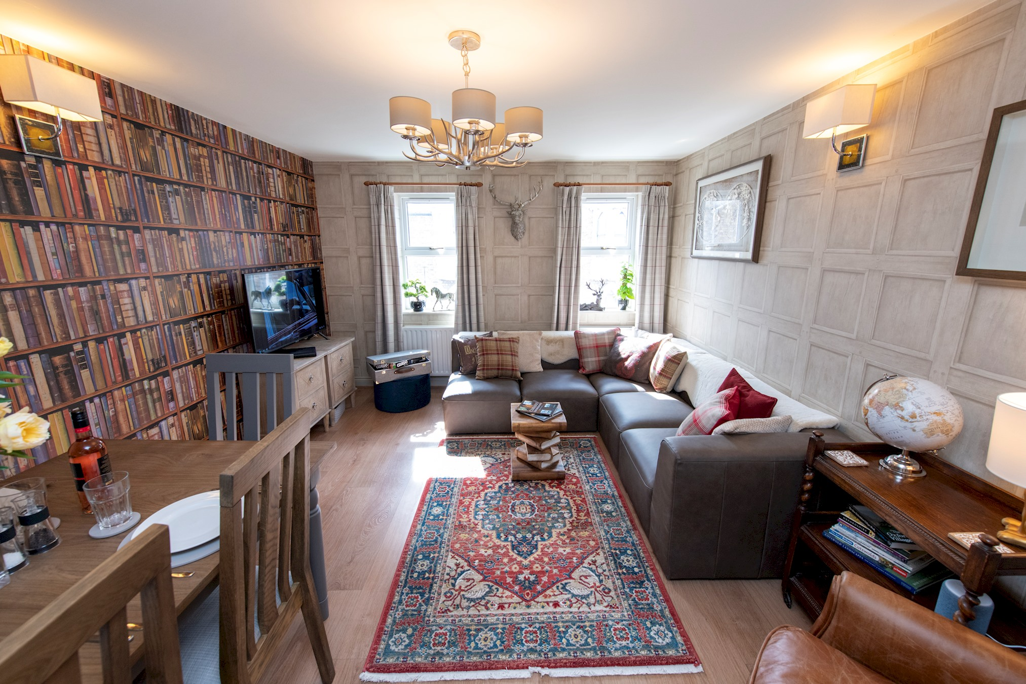 A very British place to stay - 3 Bedrooms central