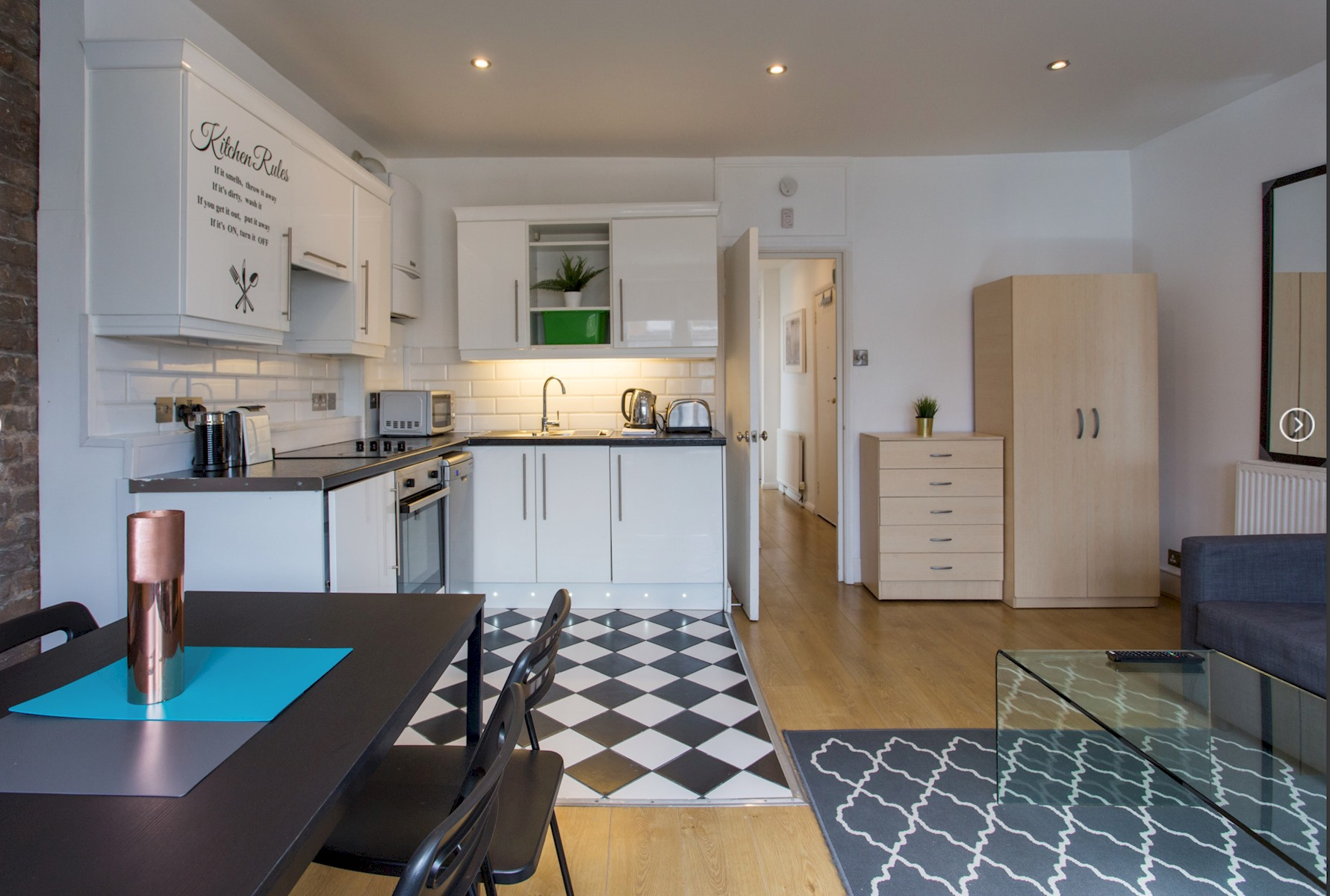 2 Bedroom Apartment near Edgware Road F6 BS (RU/CL) photo 16089031