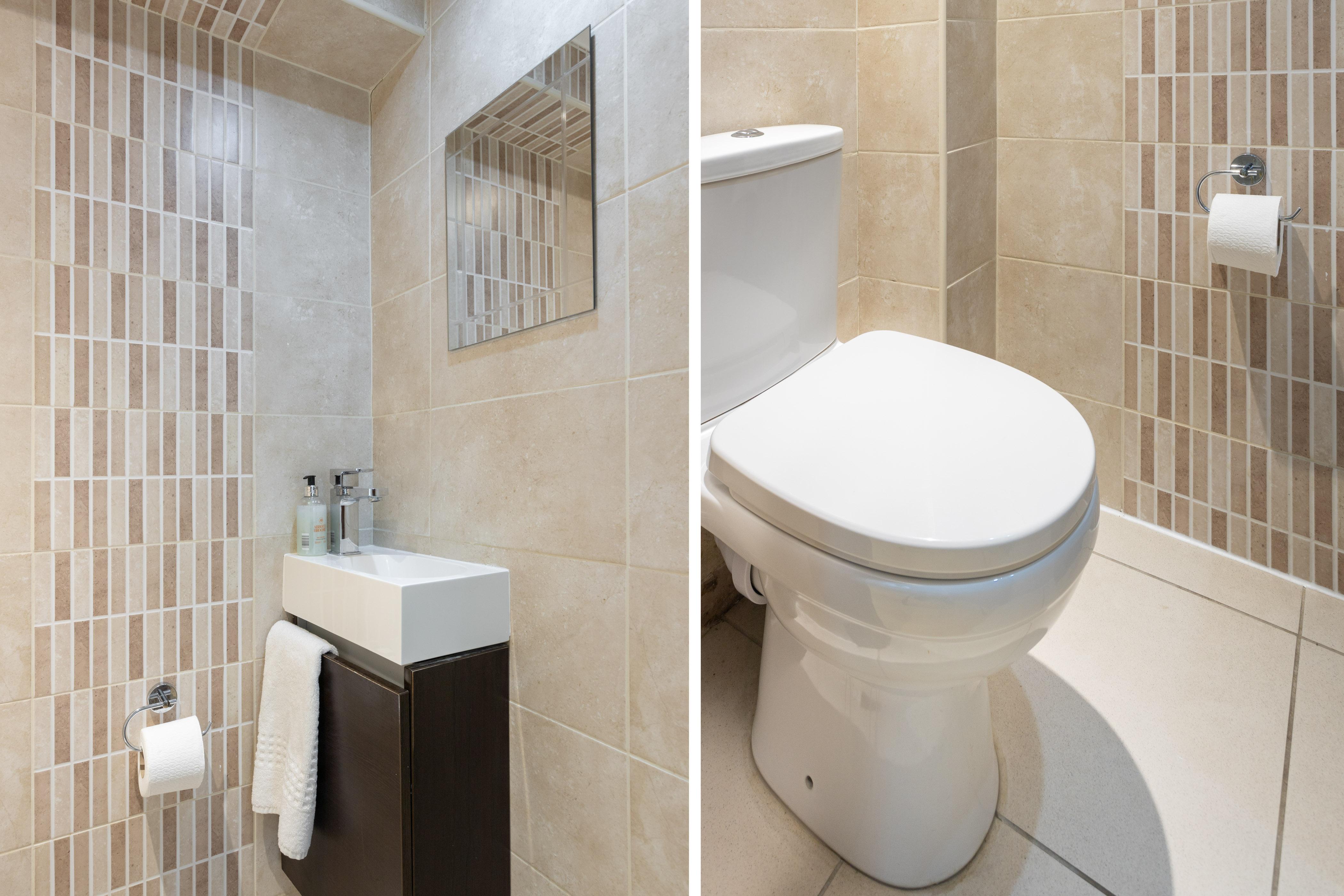 Apartment King s Cross Eurostar Double Room - Shared Bathroom - Shared Kitchen  ROOM 4  photo 26059386