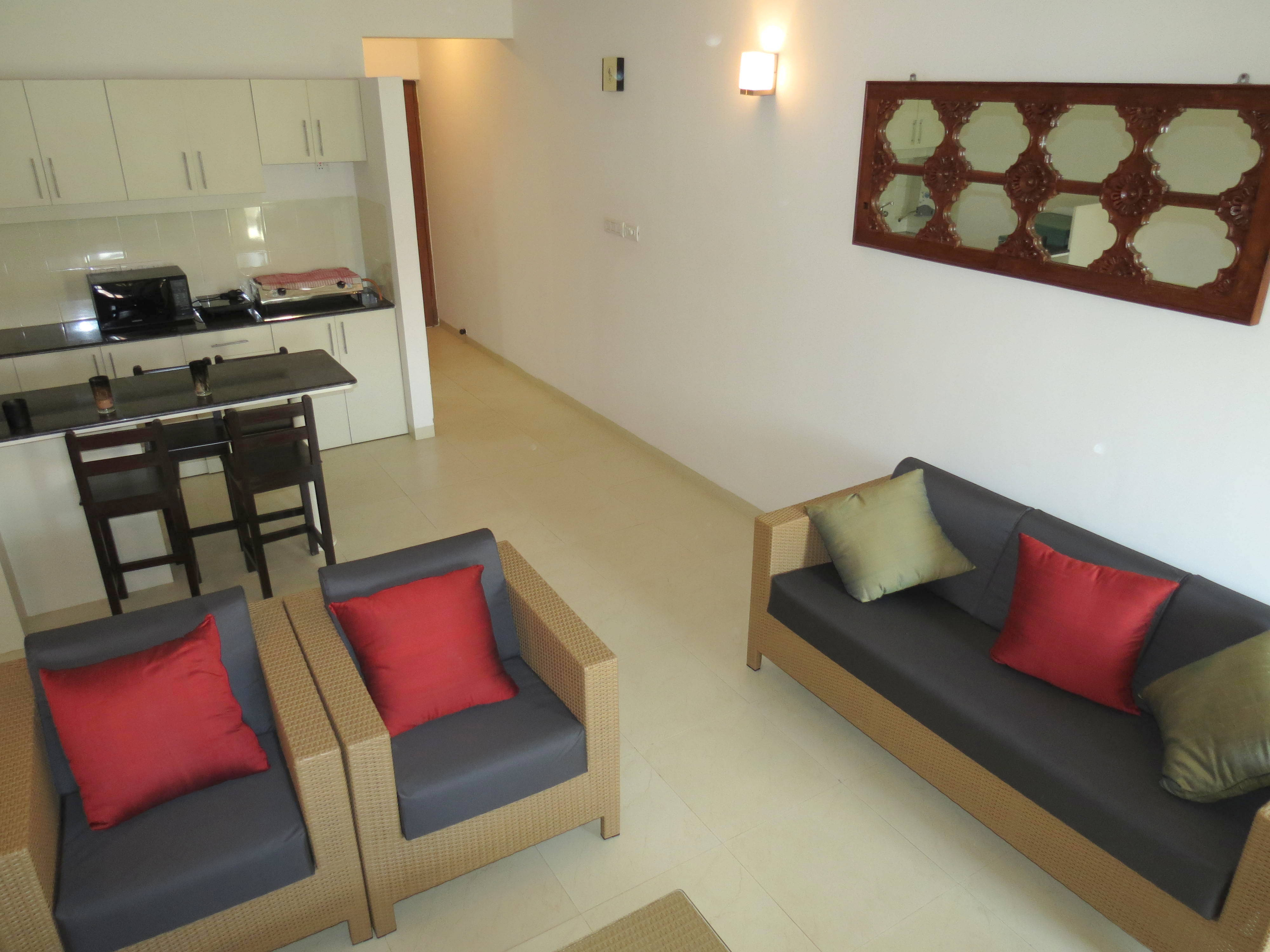 04) Spacious luxurious 2 bedroom serviced apartment  & WiFi photo 18497096