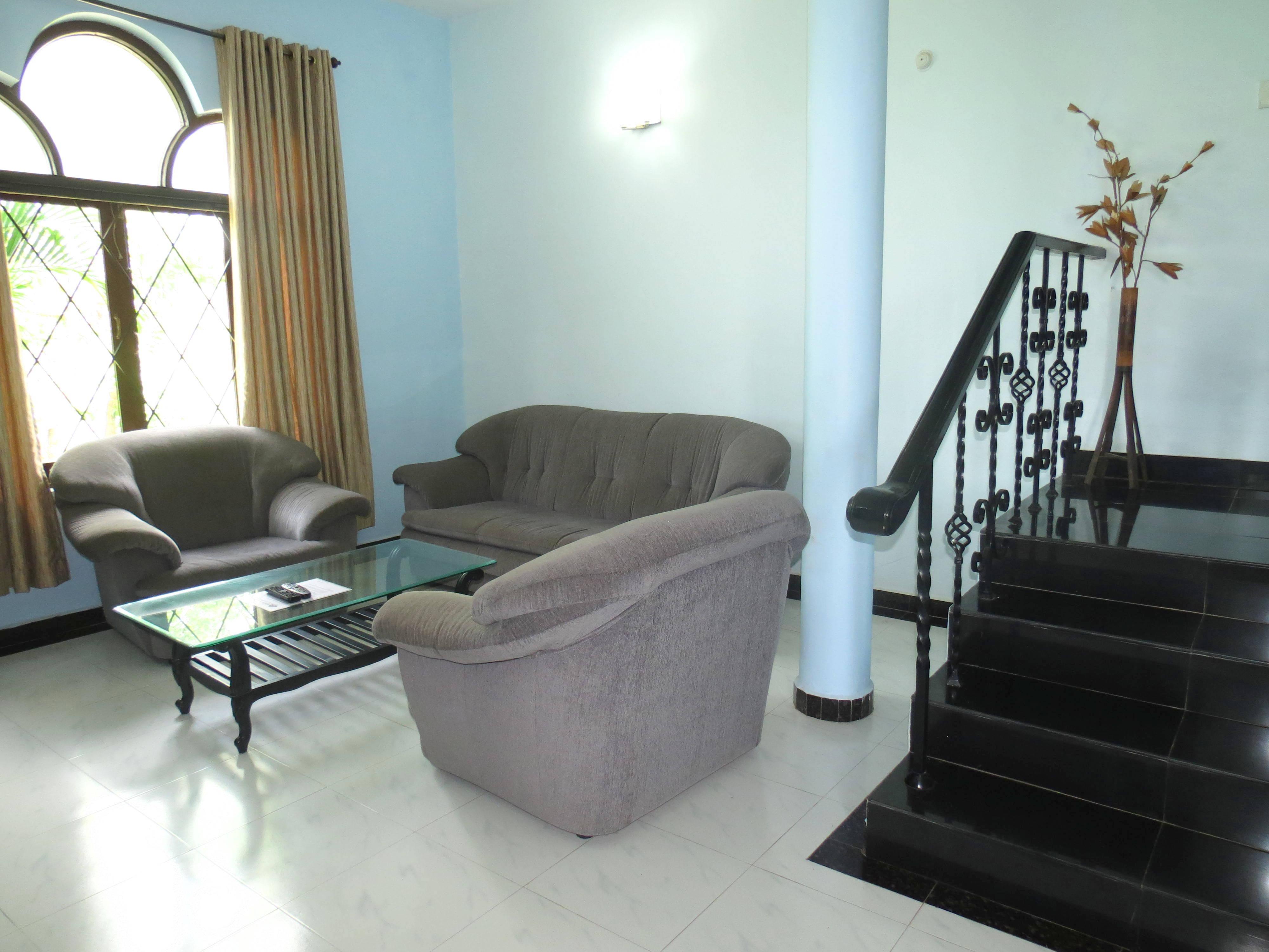 Apartment 10  Spacious  serviced villa central arpora    WiFi photo 18186569