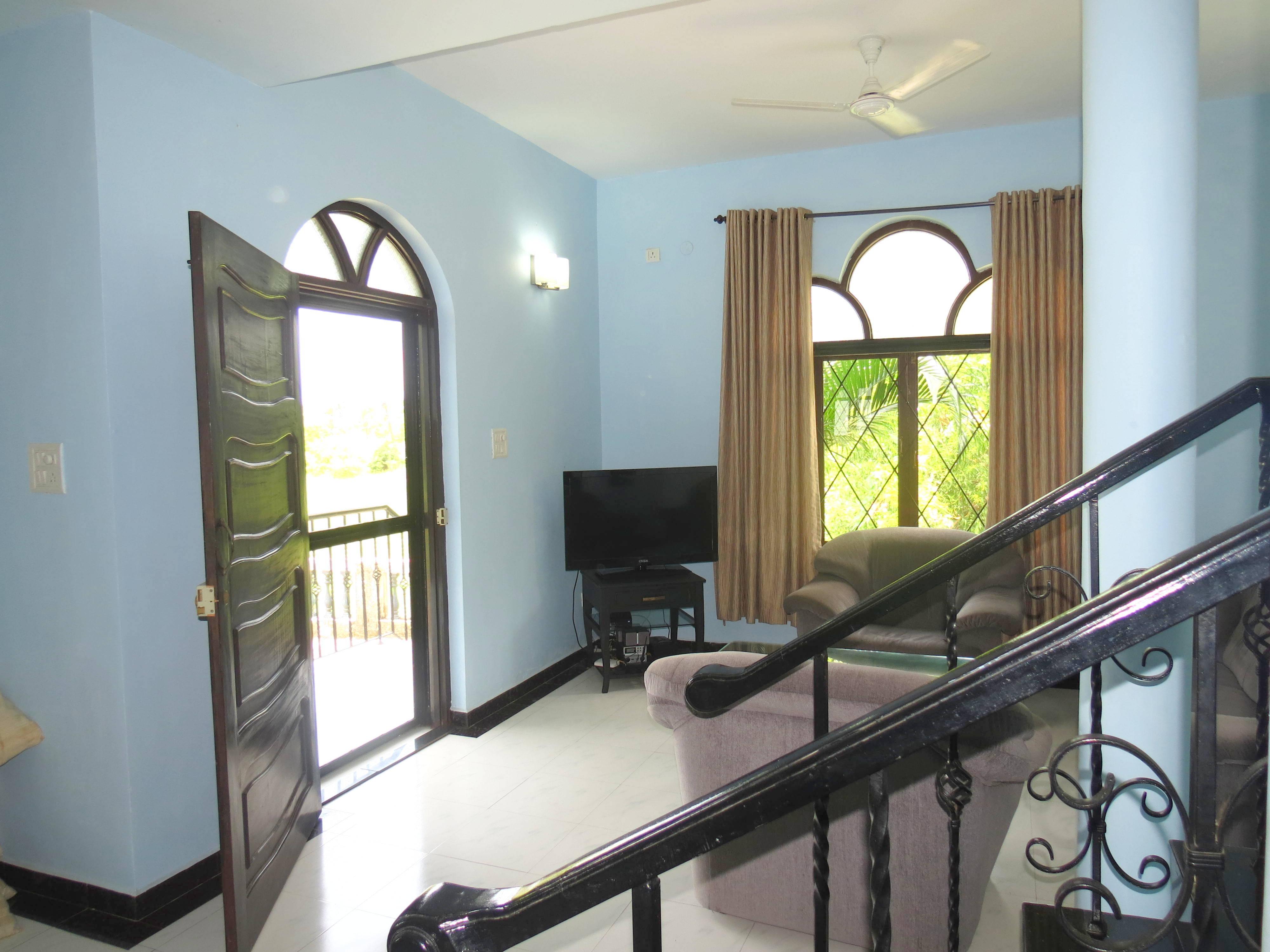 Apartment 10  Spacious  serviced villa central arpora    WiFi photo 18381219