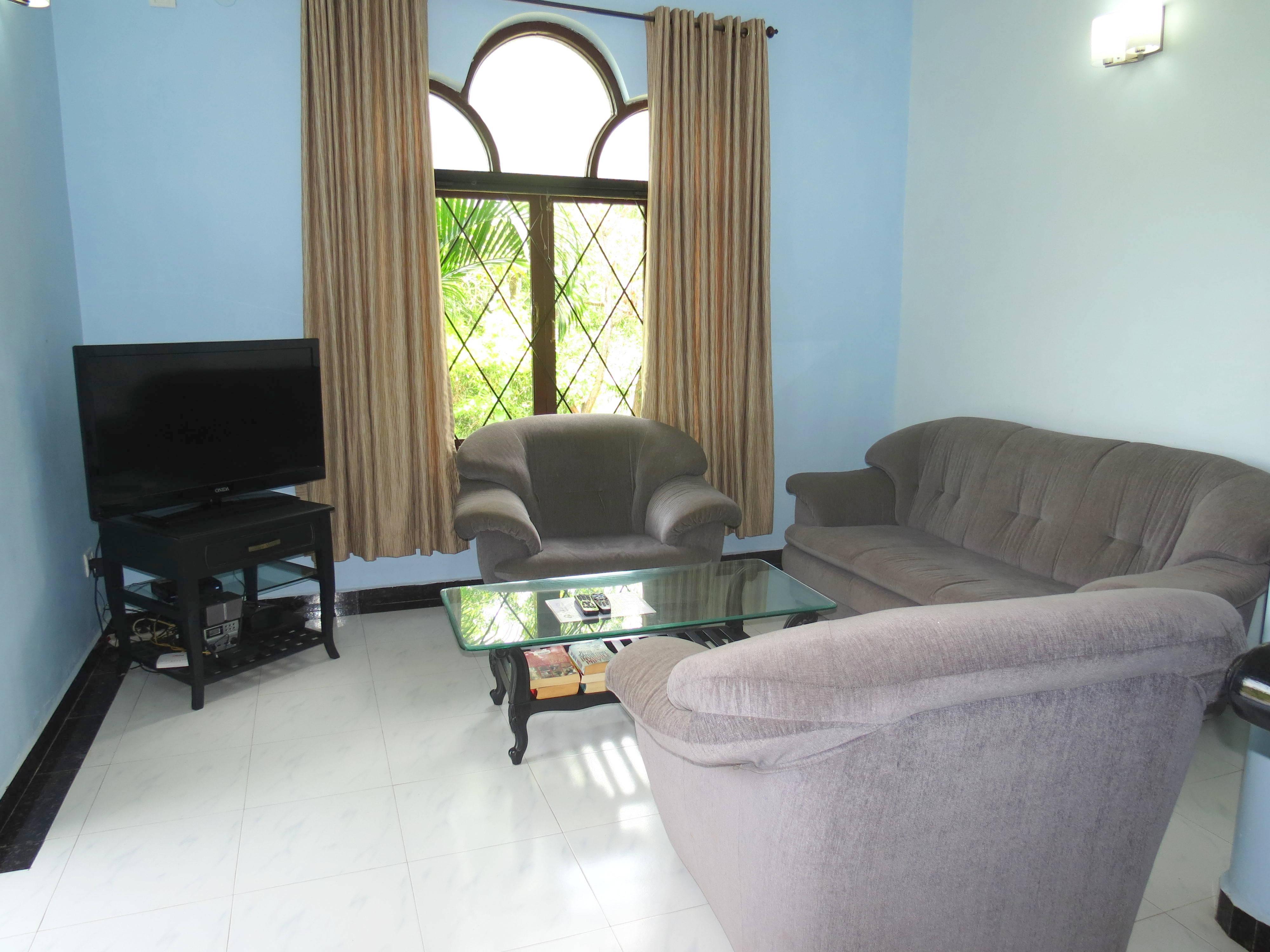 Apartment 10  Spacious  serviced villa central arpora    WiFi photo 18381225