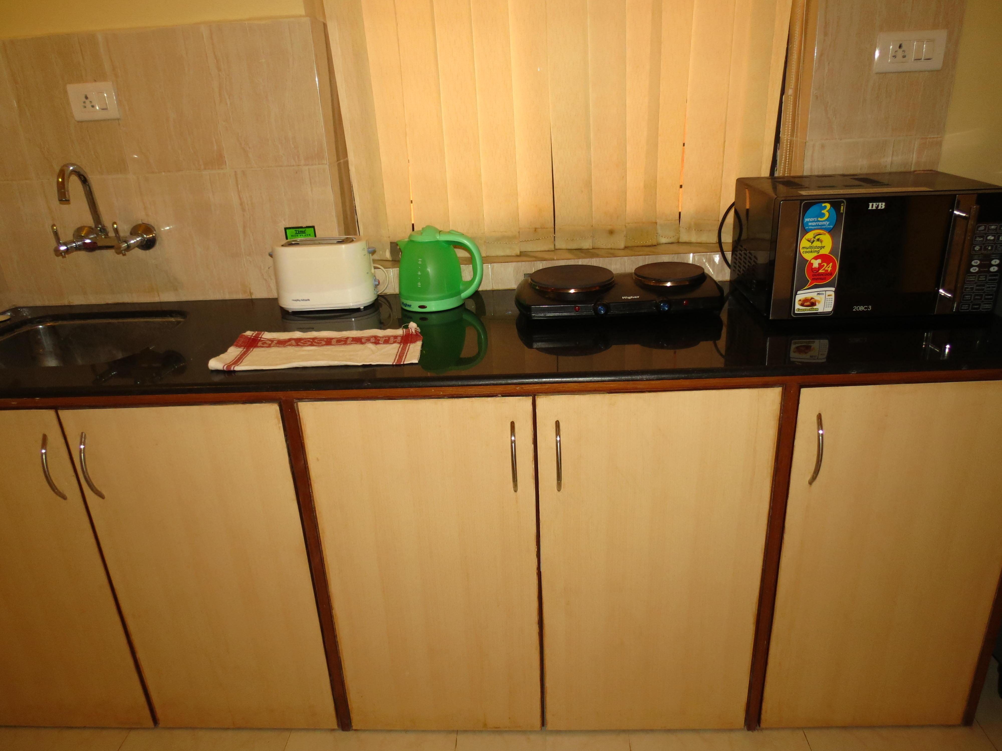 40) Serviced Apartment Calangute/Baga Sleeps 4 photo 15981797