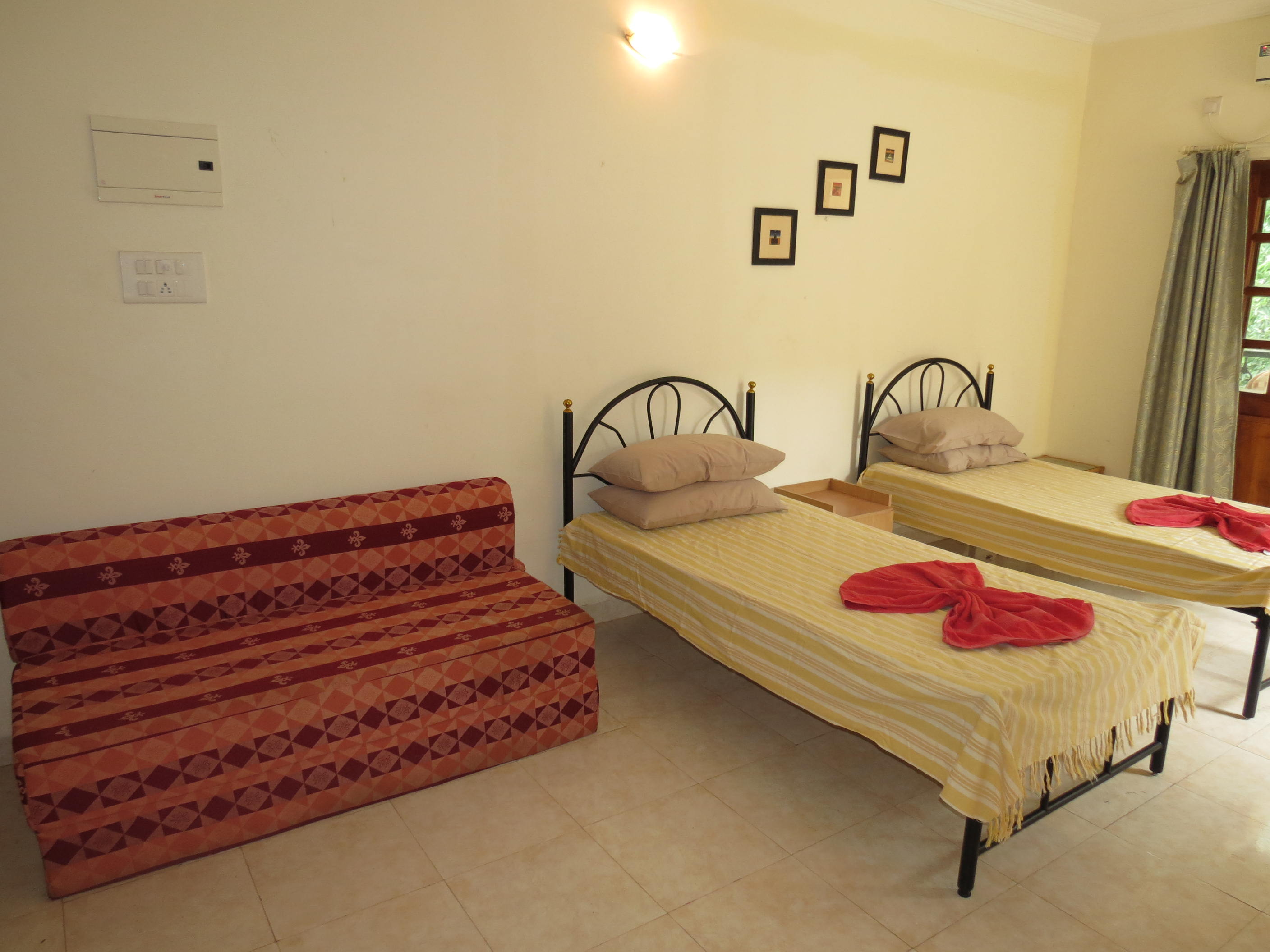 37) Central Calangute Serviced Apartment & WiFi photo 20413553