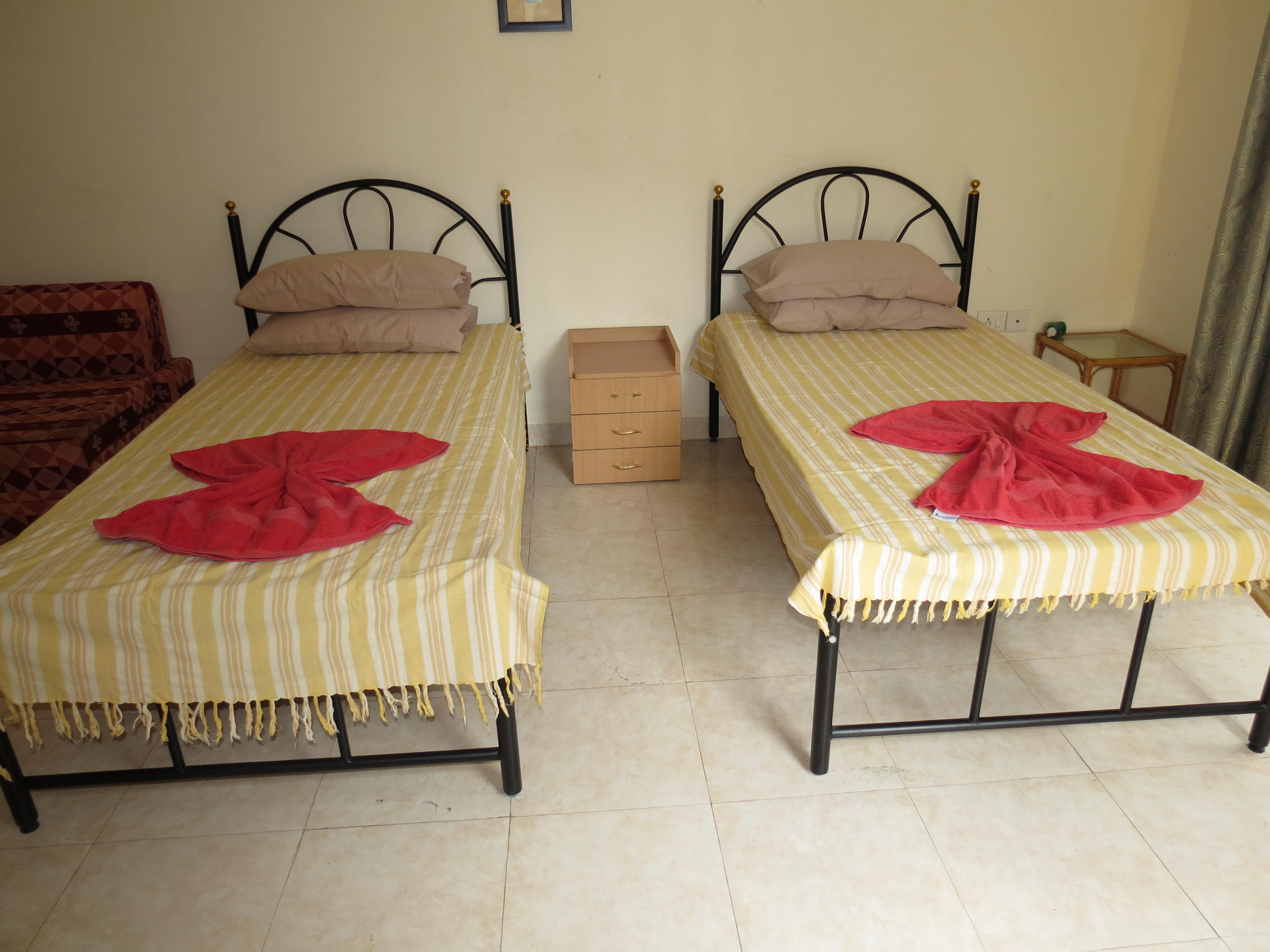 37) Central Calangute Serviced Apartment & WiFi photo 20413551