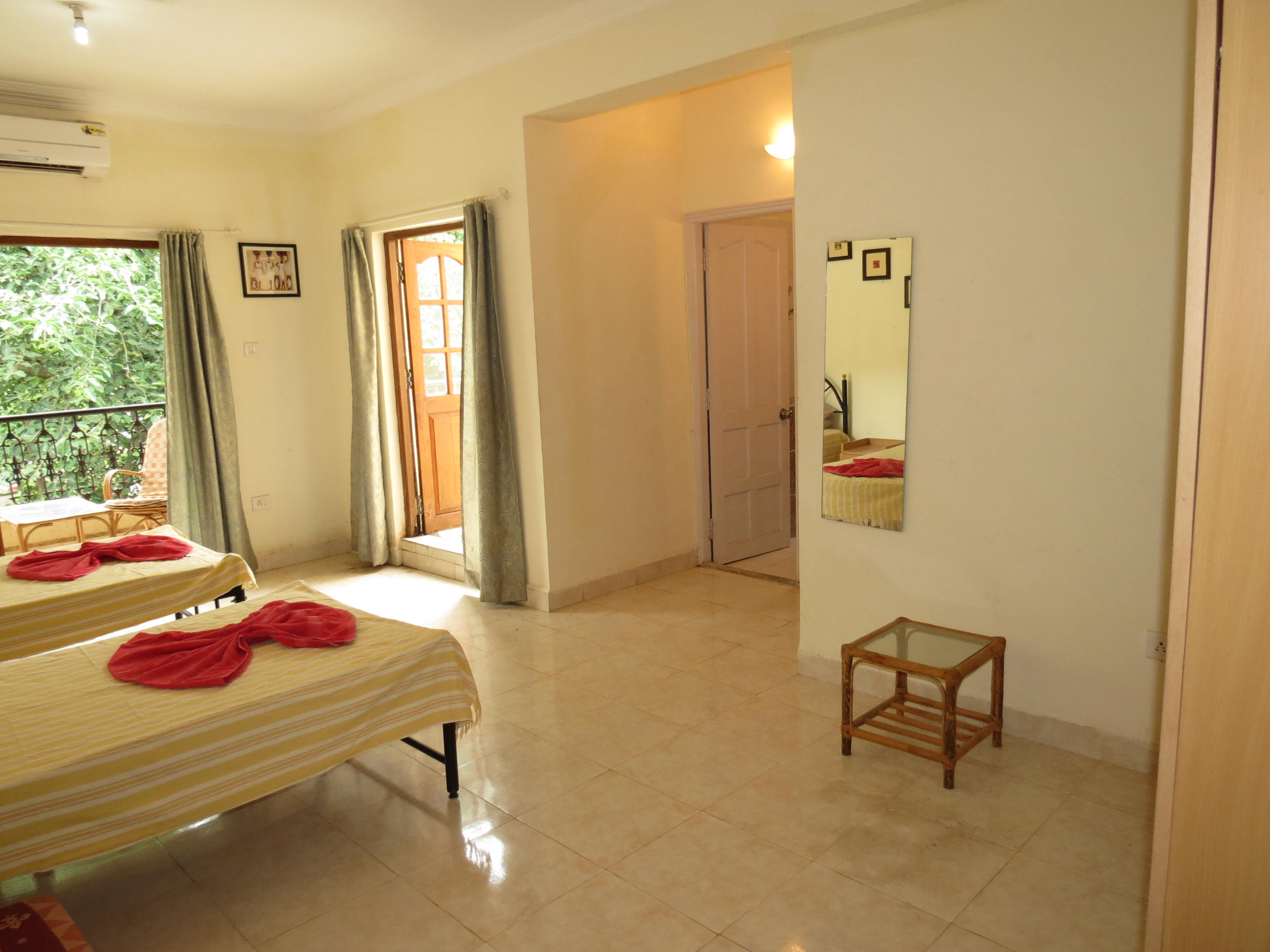 37) Central Calangute Serviced Apartment & WiFi photo 20413555