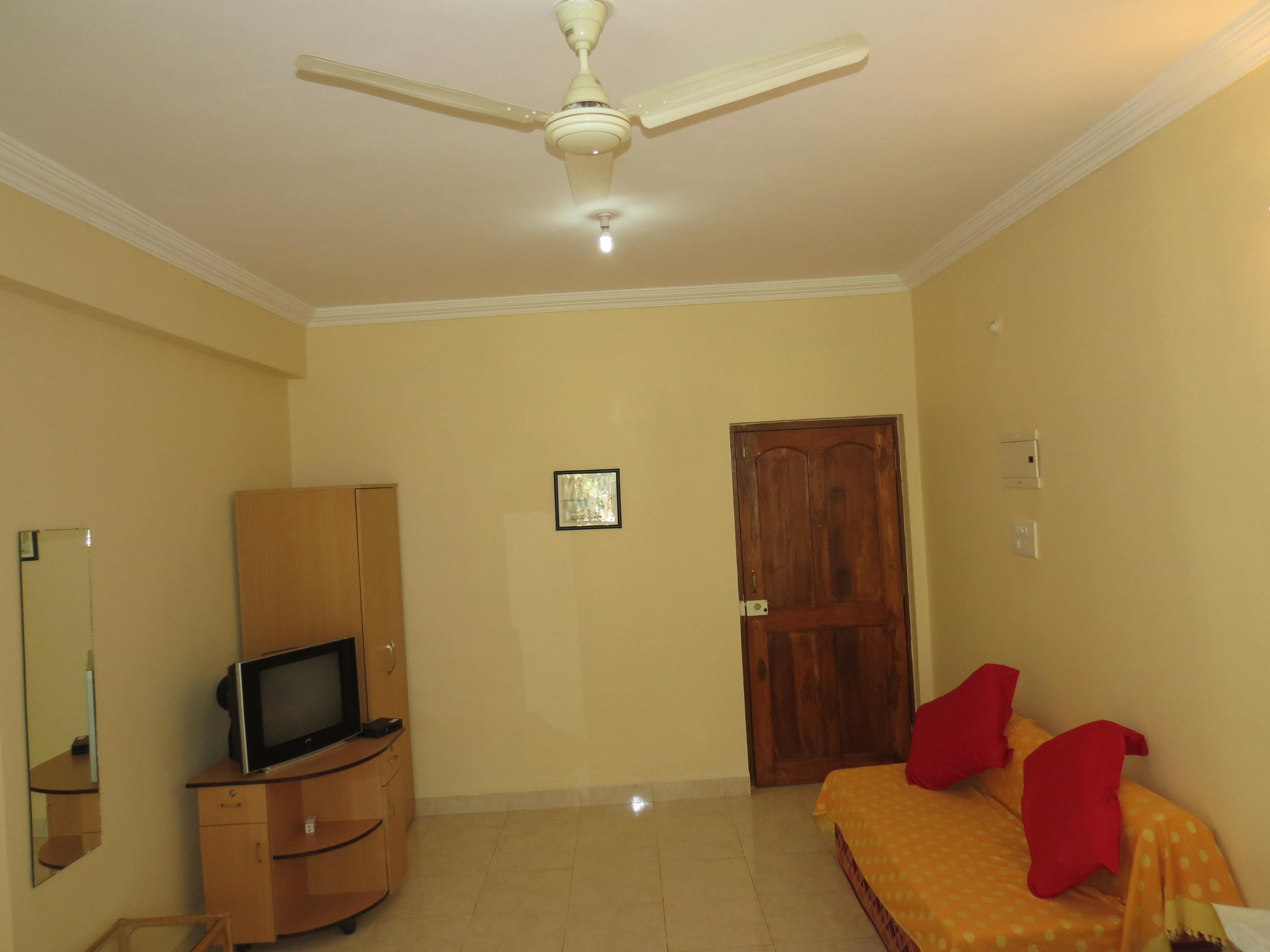 Apartment 37  Central Calangute Serviced Apartment   WiFi photo 20413563