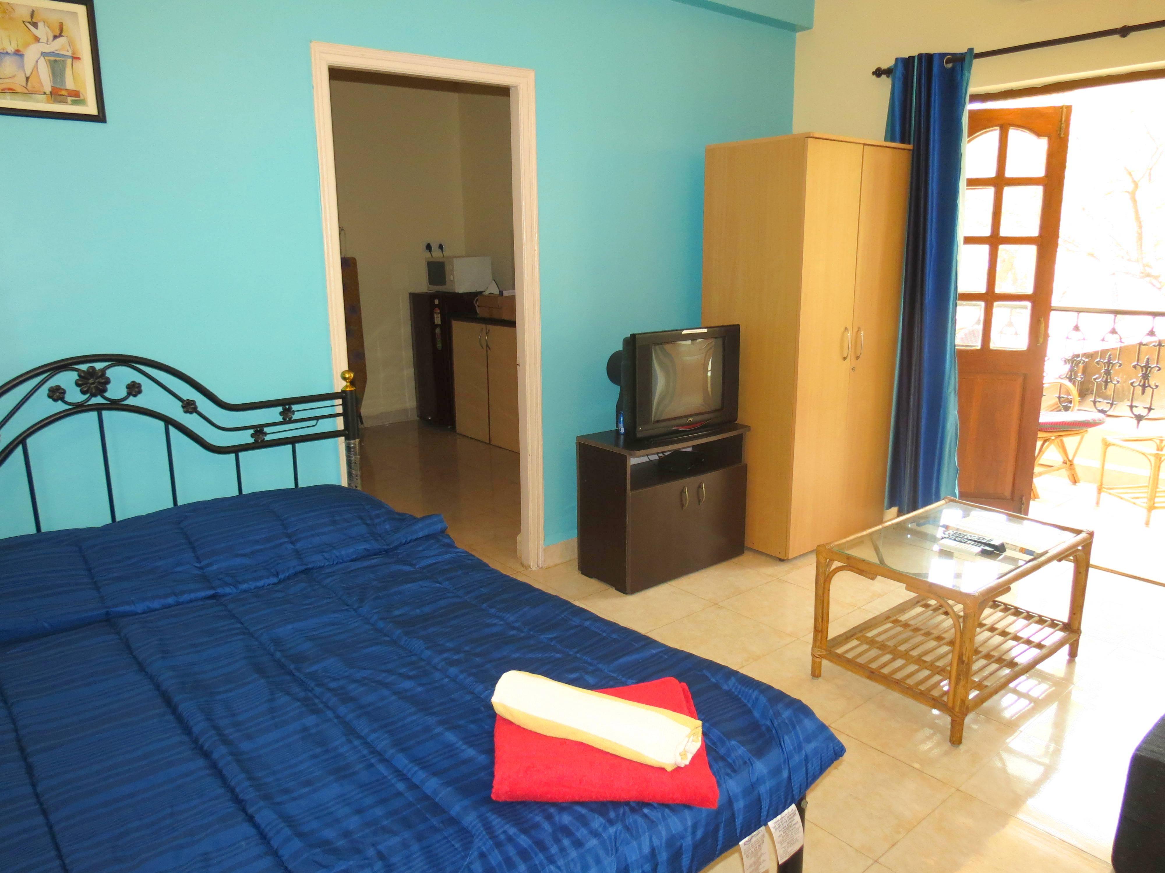43) Serviced Studio Apartment Central Calangute & WiFi photo 20773081