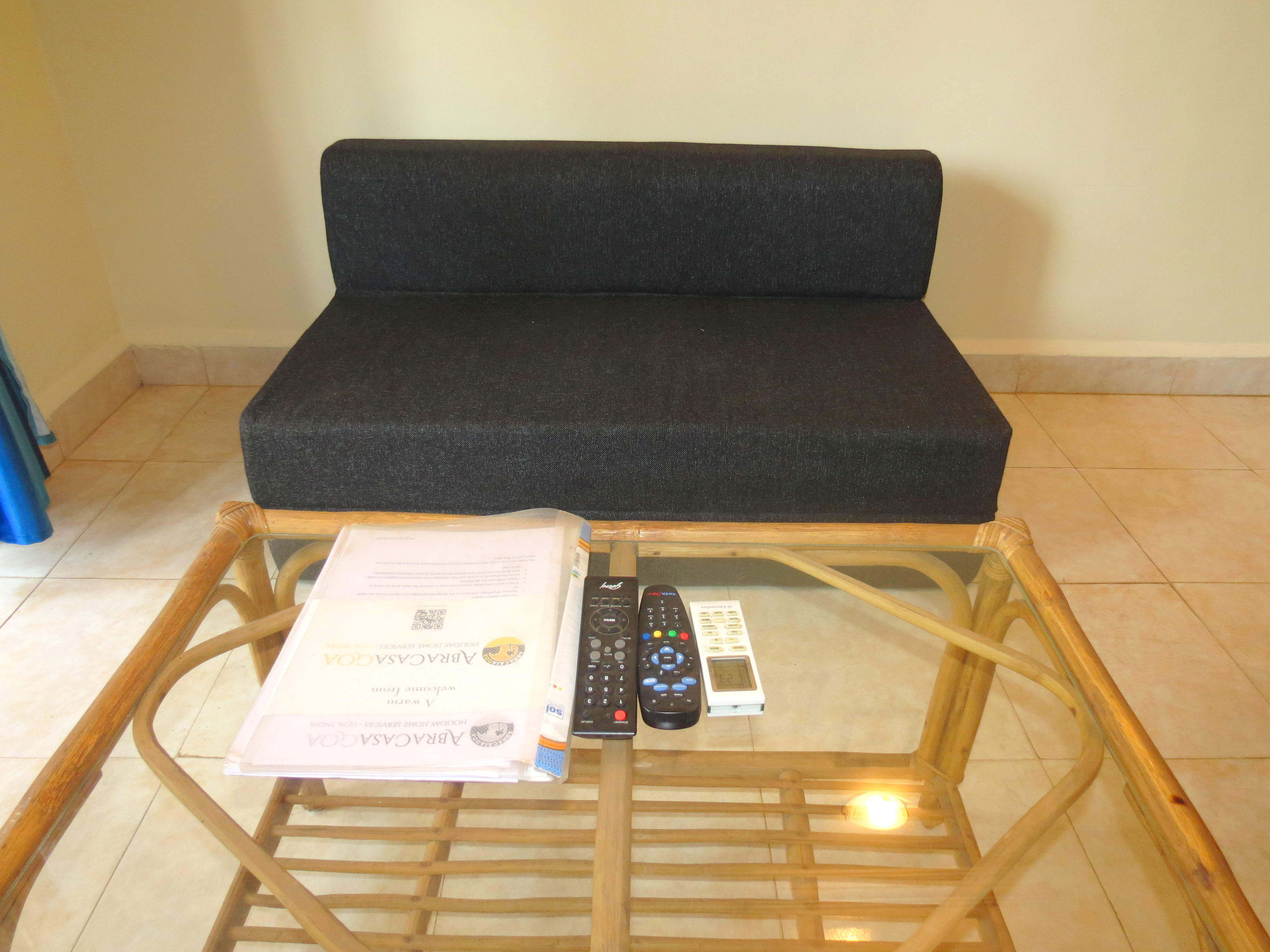 43) Serviced Studio Apartment Central Calangute & WiFi photo 20773083