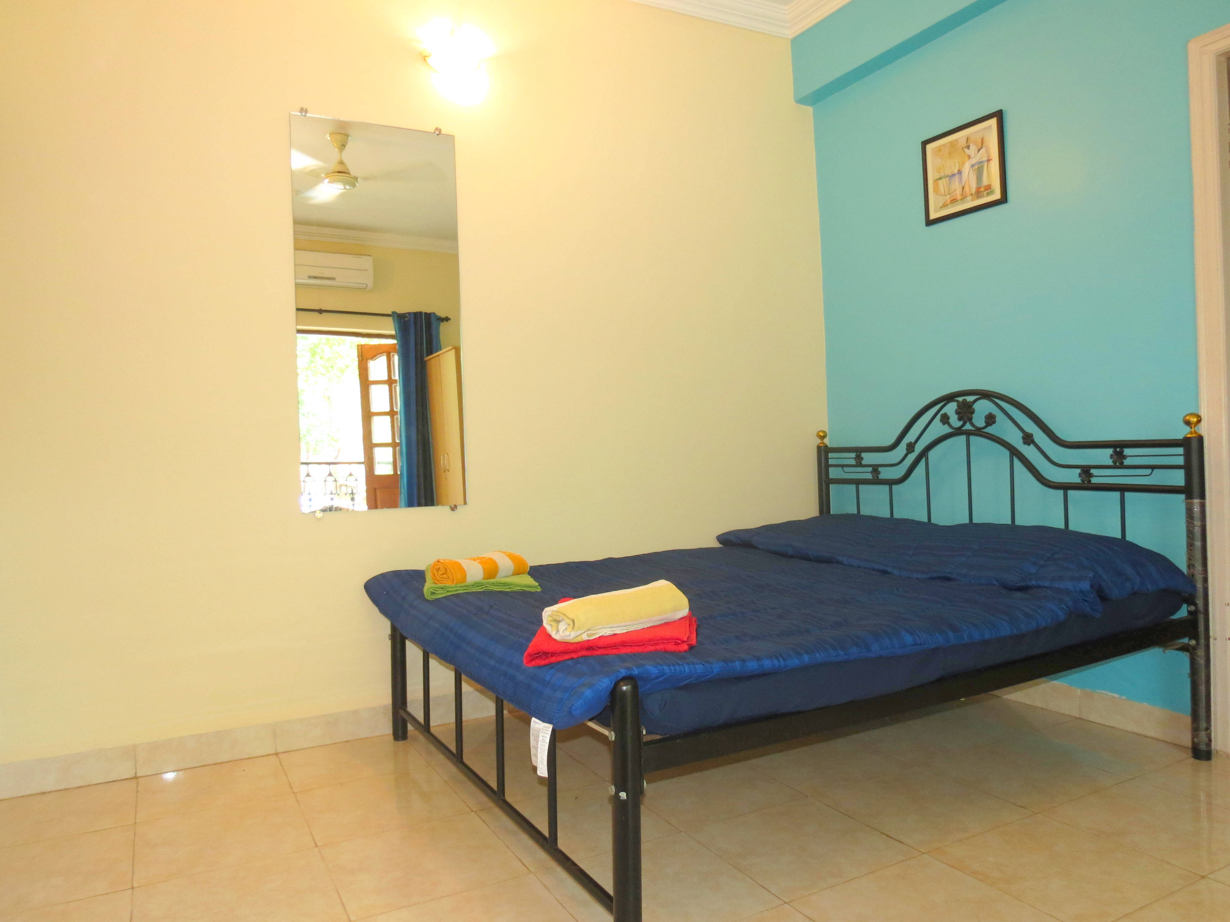 43) Serviced Studio Apartment Central Calangute & WiFi photo 20773085