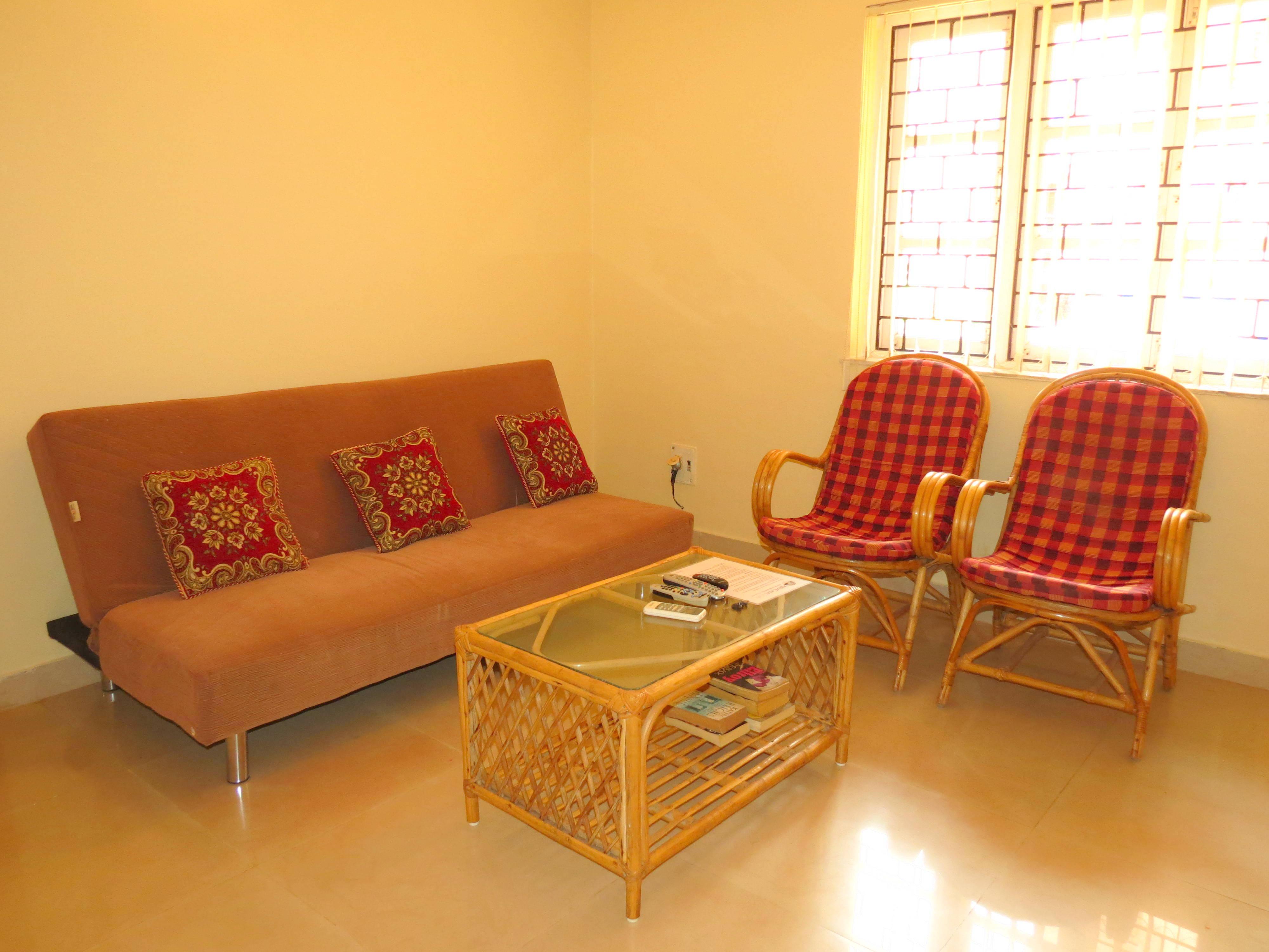 41) Serviced Apartment Calangute/Baga Sleeps 4 photo 18819582