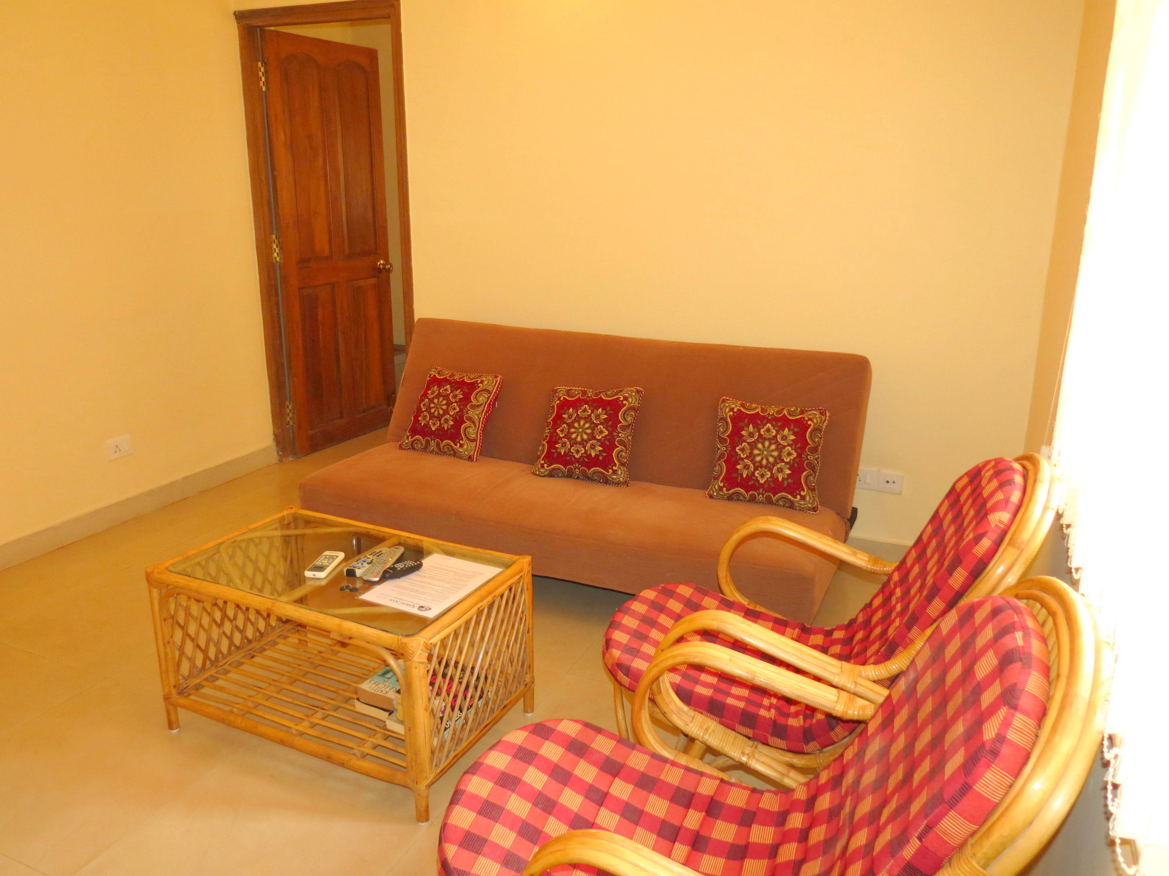Apartment 41  Serviced Apartment Calangute Baga Sleeps 4 photo 20445458