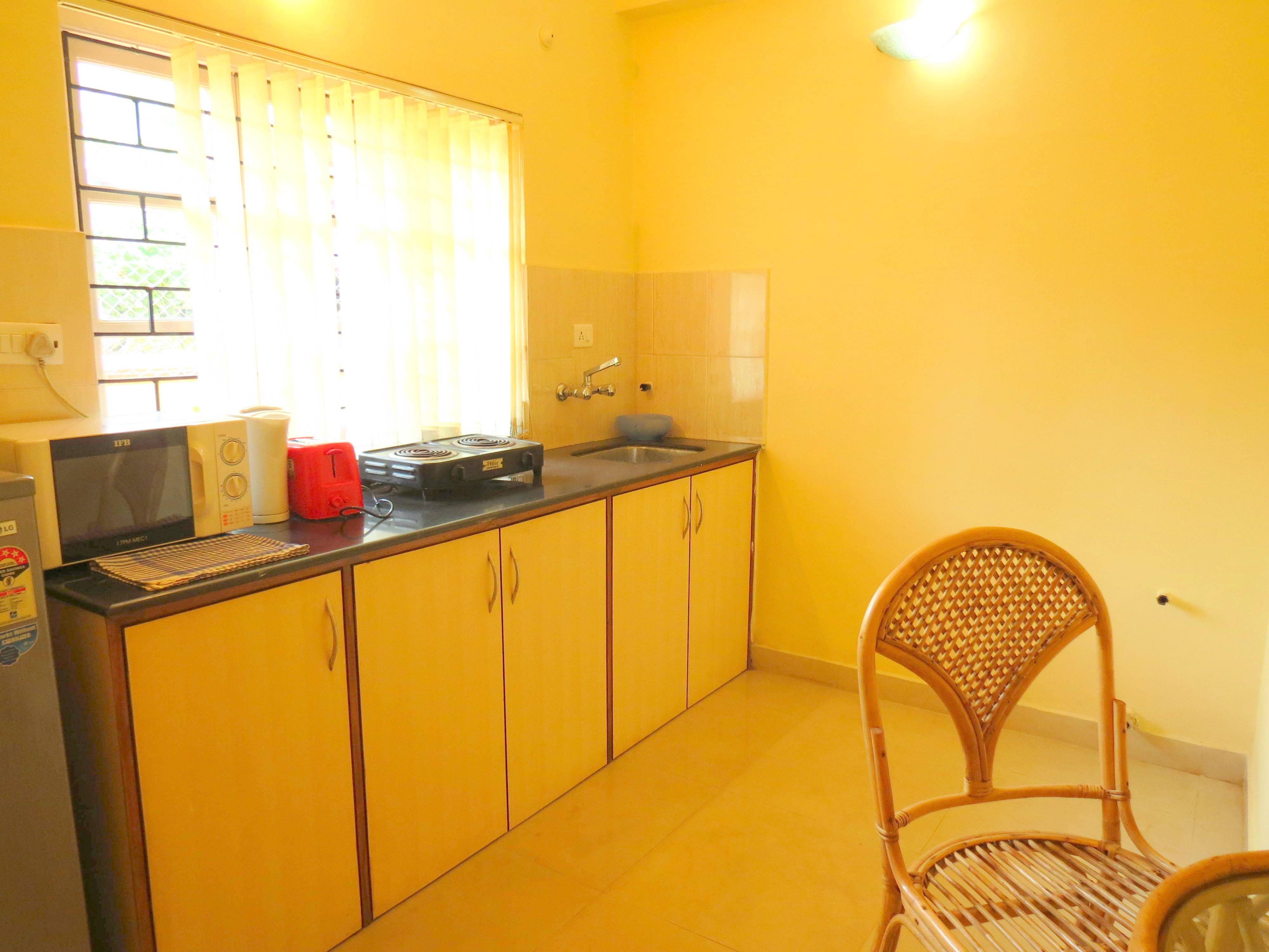 41) Serviced Apartment Calangute/Baga Sleeps 4 photo 16663927