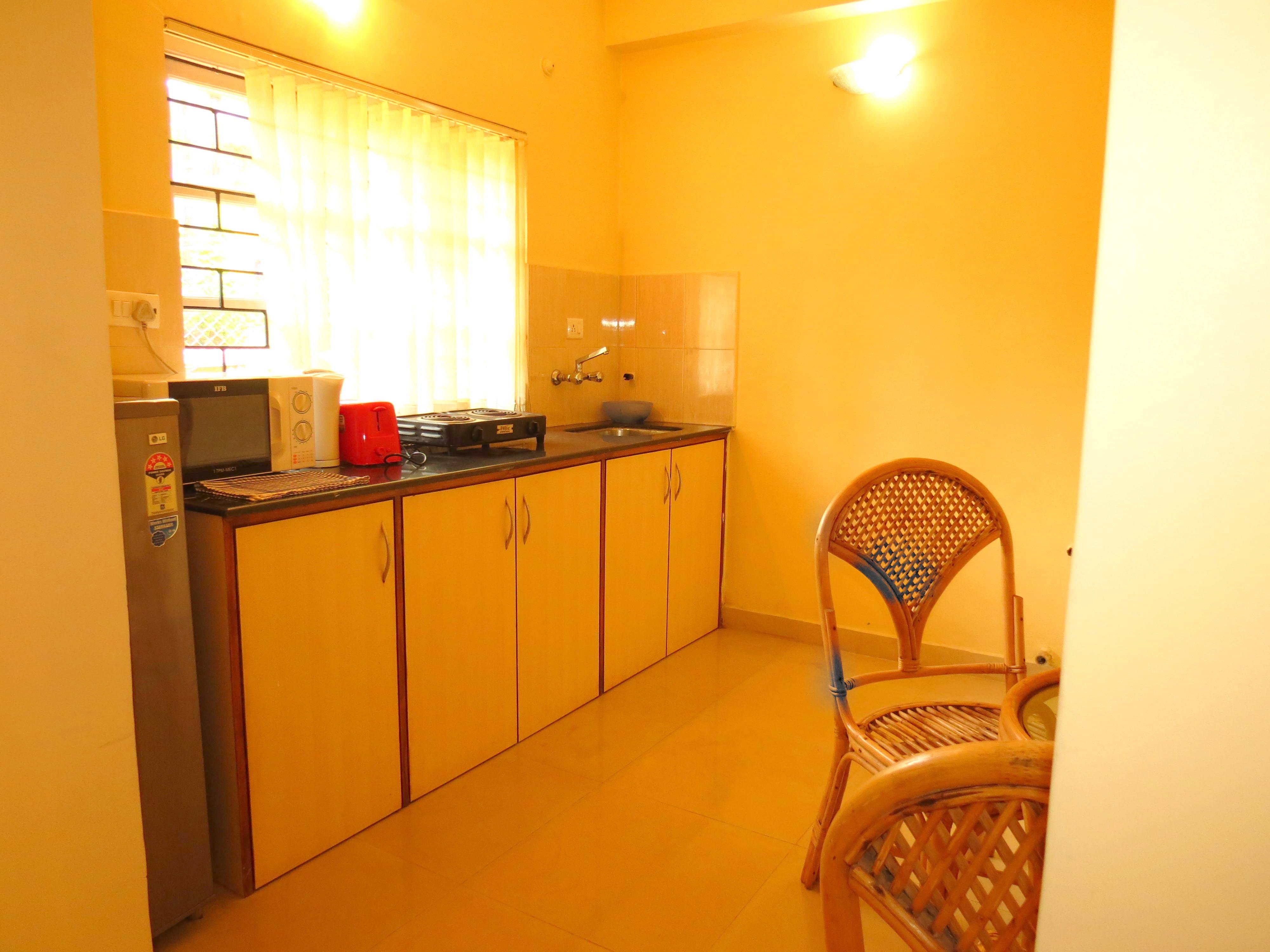 Apartment 41  Serviced Apartment Calangute Baga Sleeps 4 photo 18819592
