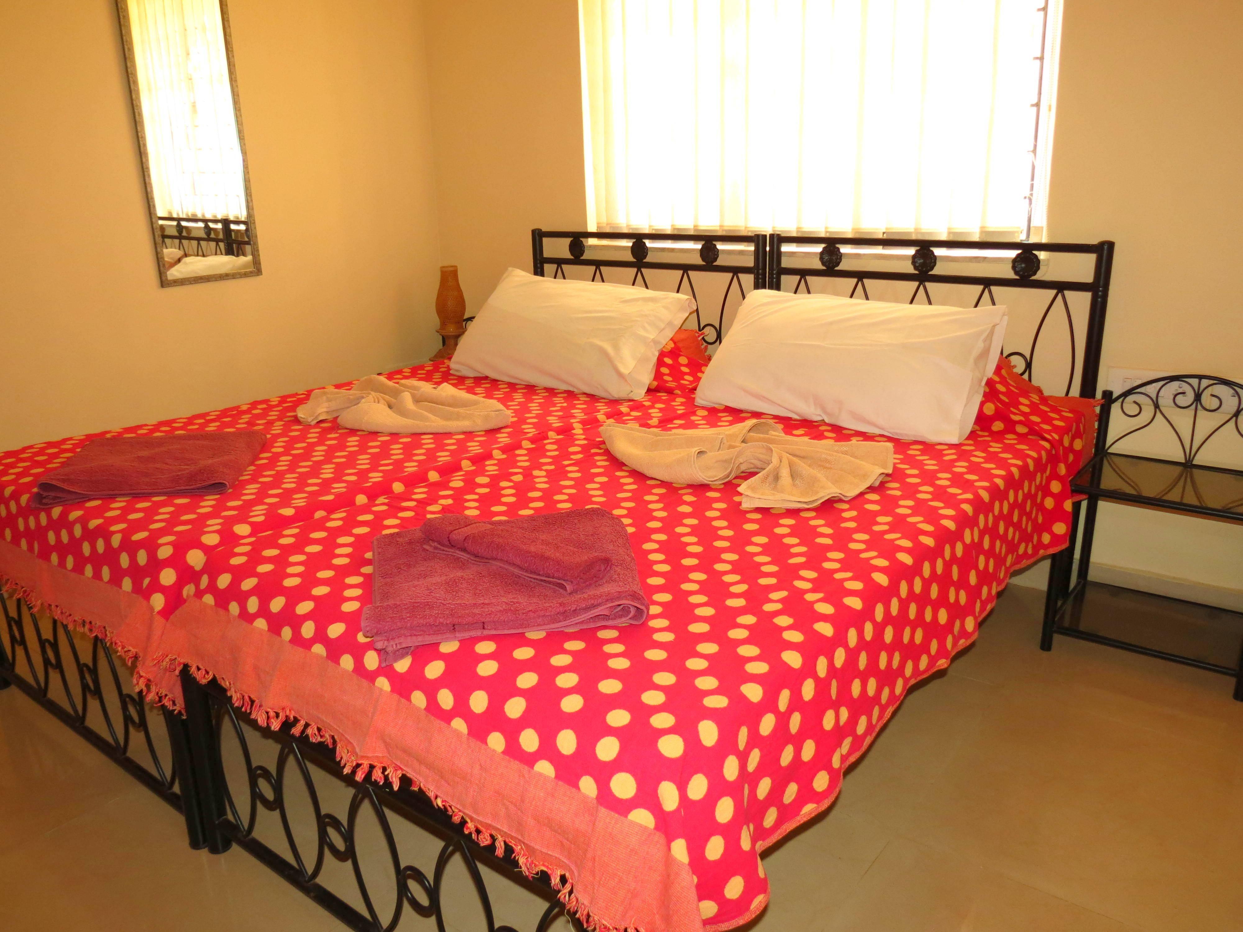 Apartment 41  Serviced Apartment Calangute Baga Sleeps 4 photo 18914518