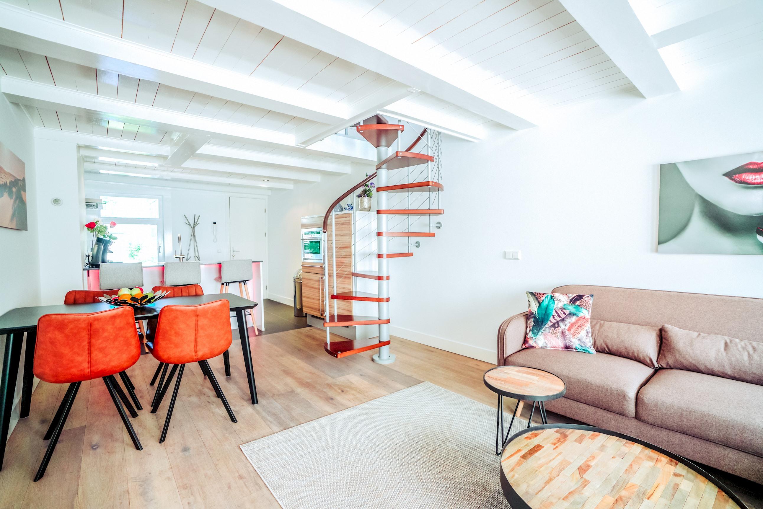 Amsterdam Apartments Leidsesquare Second Floor Duplex photo 20449702