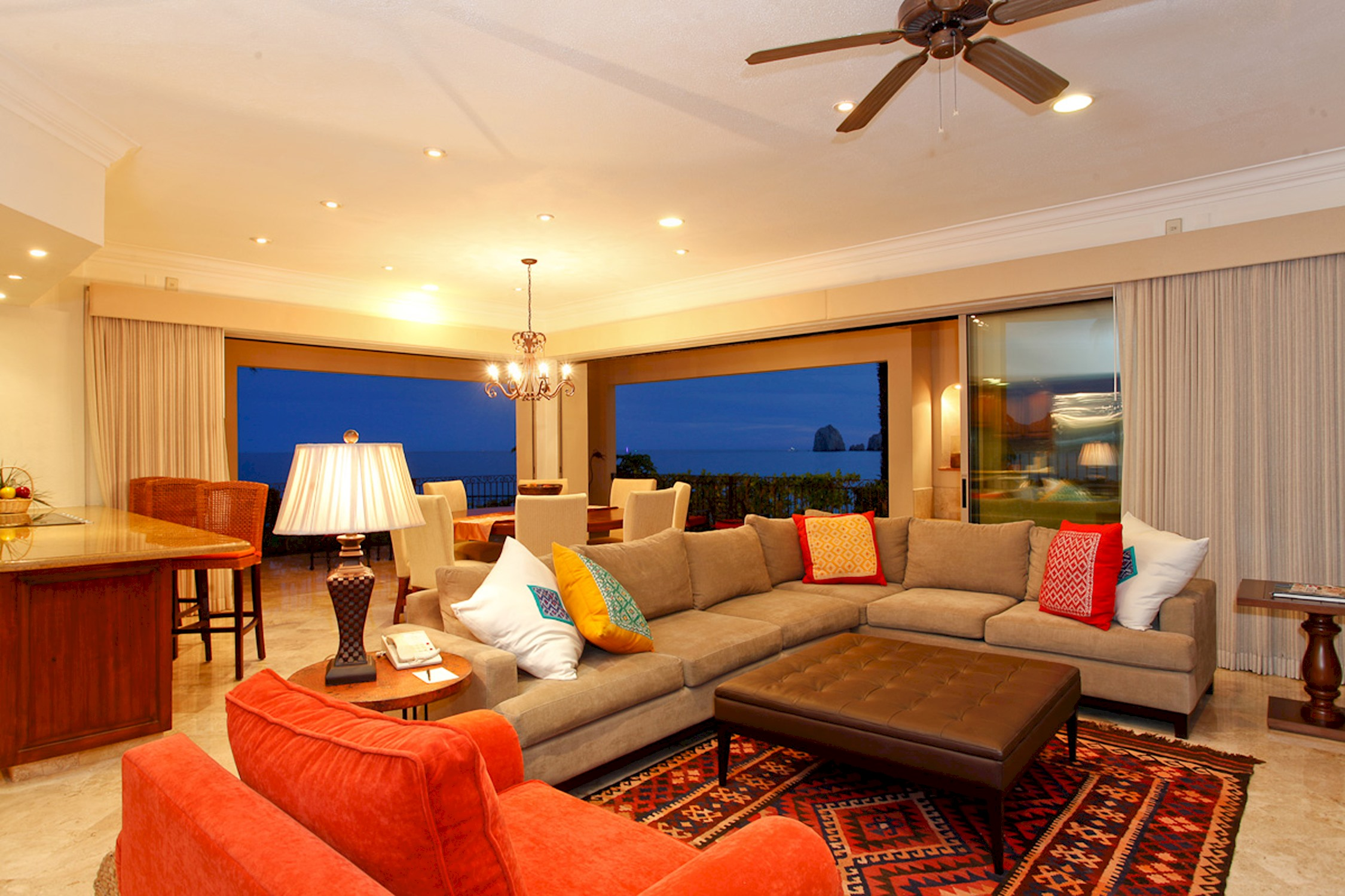 Apartment Panoramic Oceanfront Villa With Amazing Views Of The Ocean - 3101 photo 22101759