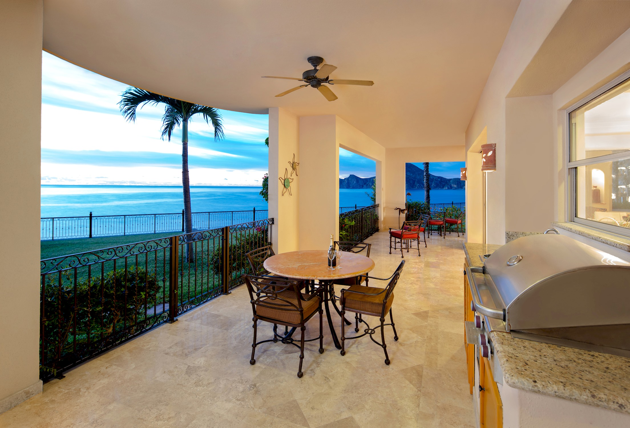 Panoramic Oceanfront Villa With Amazing Views Of The Ocean - 3101 photo 22101735